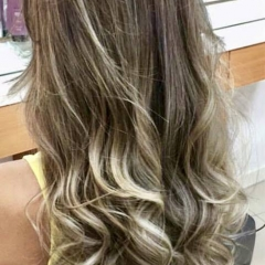 Ombre hair lindo!