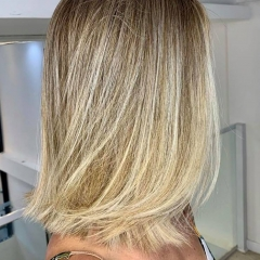Highlights com raiz esfumada!
