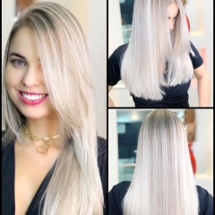 Platinum Ice Blond!